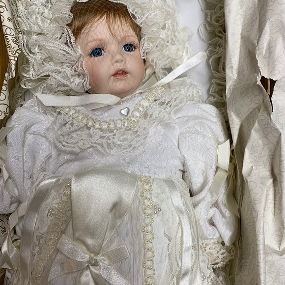 Victorian Christening Doll